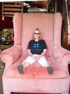 Chella big chair