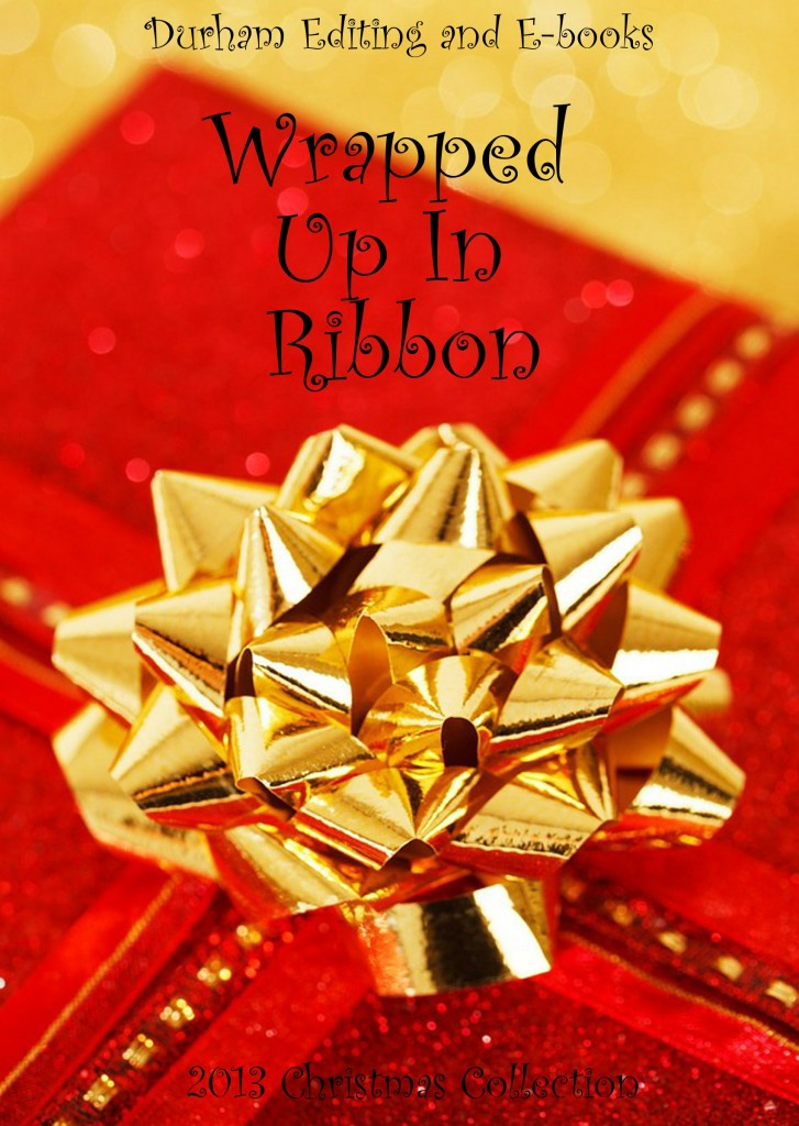 wrapped in ribbon
