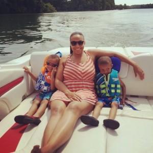 Boat Trip_Lake Hartwell