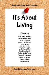 Its About Living Final Cover
