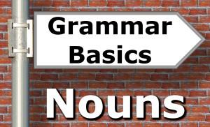 Grammar Basics Nouns